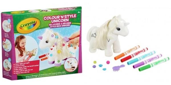 Crayola Colour n Style Unicorn Craft Set £7.49 @ Argos
