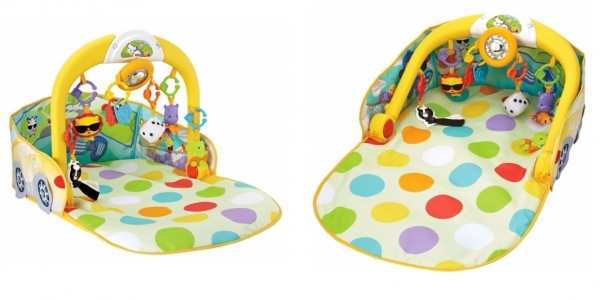 Fisher-Price 3-in-1 Convertible Car Gym £10 @ Amazon/Boots