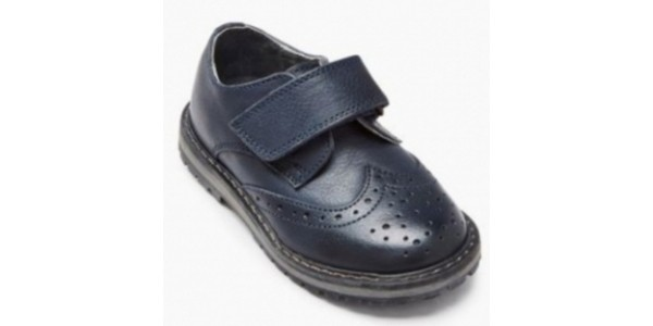 RECALL: Next Recalls Younger Boys Navy Brogue Shoes Due To 'Restricted Substance' (Item Code: 964786)