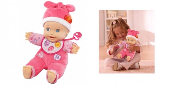 VTech Grow With Me Baby Doll £14.58 @ Boots.com