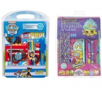 Character Stationery Bumper Packs £5