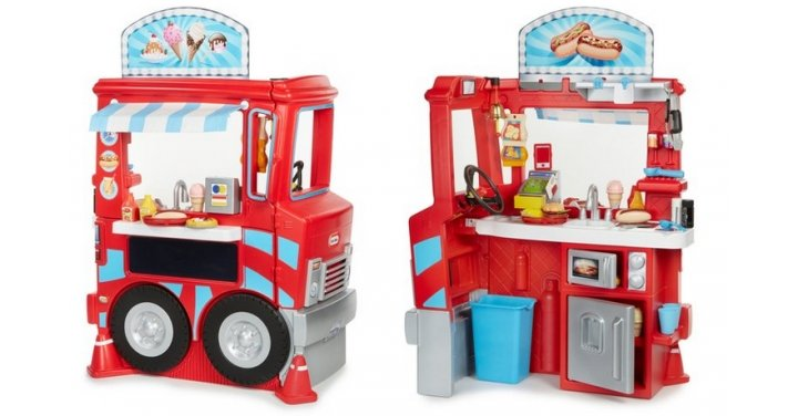 Pre-Order The NEW Little Tikes 2-in-1 Food Truck £149.99 ...