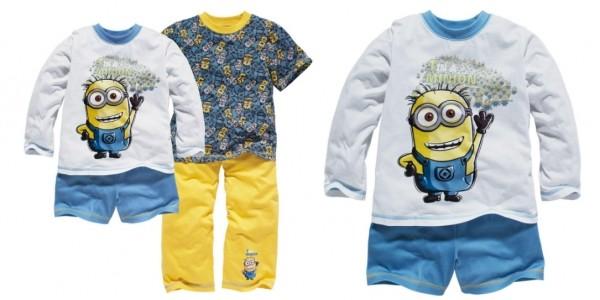 Despicable Me Minions 2-Pack Pyjamas £6.49 @ Argos