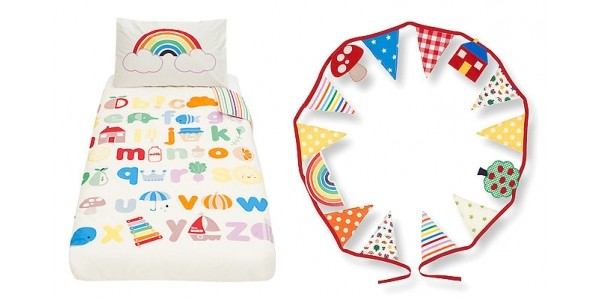Up To 30% Off Selected Little Bird Bedding & Accessories @ Mothercare