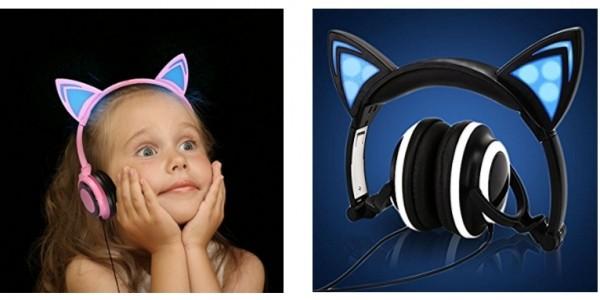 Kids' Ears Headphones £6.99 @ Amazon