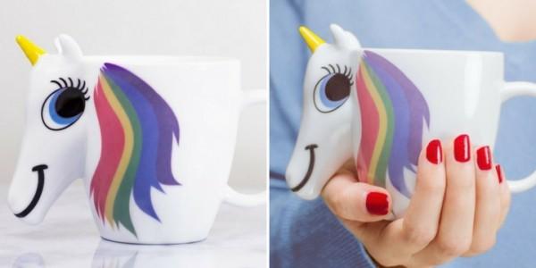 Colour Changing Unicorn Mug £12.99 @ Firebox