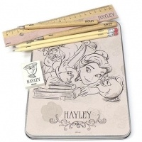 Personalised Beauty And The Beast Set £15