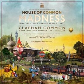 FREE Tickets To House Of Common Festival