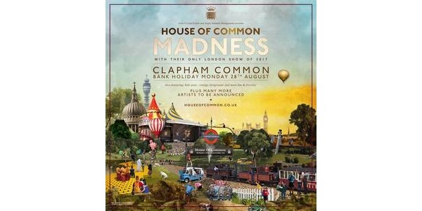 FREE Tickets To House Of Common Festival For London Public Sector Workers