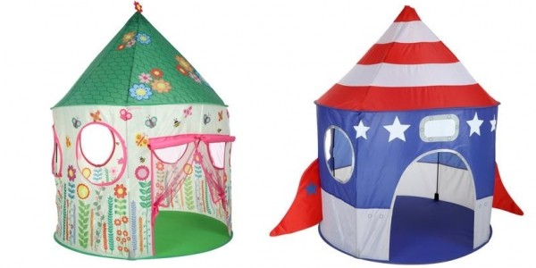 Up To 50% Off Play Tents Plus Extra 20% Off (With Code) @ Halfords