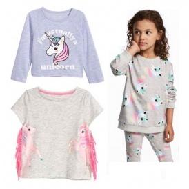 New In Unicorn Kids Clothing @ H&M