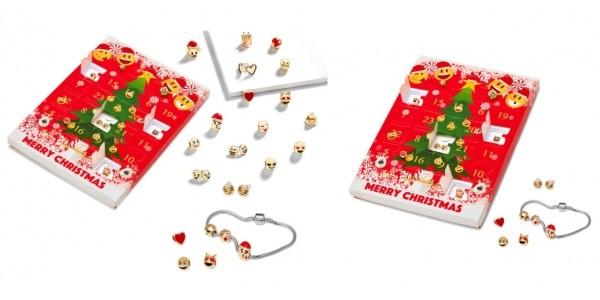 Emoji Jewellery Advent Calendar £14.99 Delivered @ eBay Store: Think Price