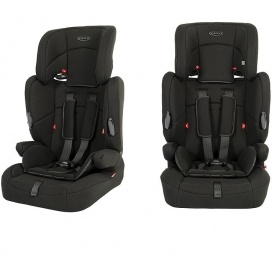 Graco Endure High Back Booster Car Seat £45
