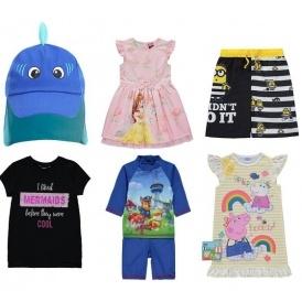 Kids Clothing Sale Now On @ Asda George