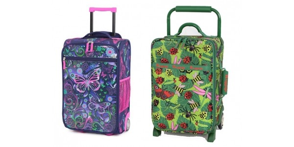 it Luggage Bugs or Butterflies Kids Cabin Suitcase Now £17.99 Delivered (was Up To £169.99) @ Bags ETC.(Expired)
