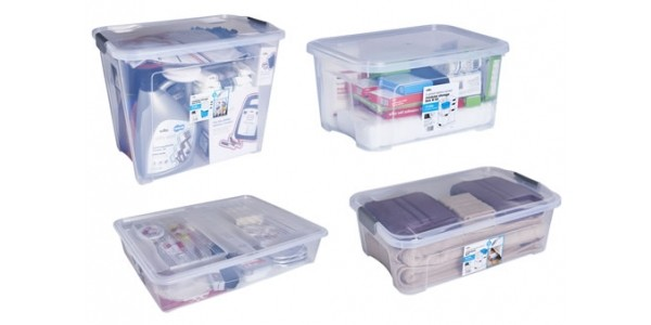 Reduced Storage Boxes Now From Just £1.50 @ Wilko