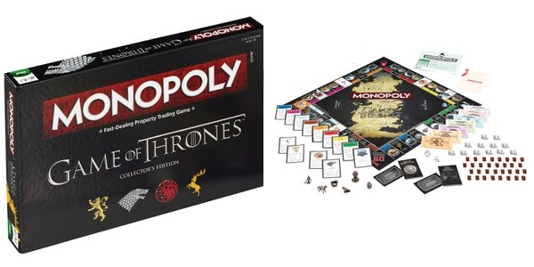 Game Of Thrones Monopoly Edition £24.99 Delivered @ IWOOT