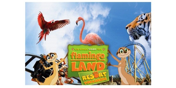 Get 2 For 1 Entry Tickets To Flamingo Land! (Expired)