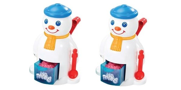 Mr Frosty The Ice Crunchy Maker Now £14 (was £19.99) @ Very