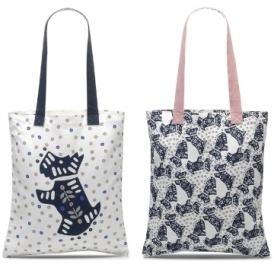 Radley Canvas Tote Bags £7 @ Very