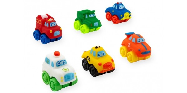 Recall: Bruin Mini City 6 Pack Squeeze Vehicles Recalled By Toys R Us