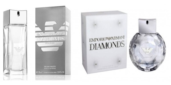 1/2 Price Emporio Armani Diamonds Fragrances @ Superdrug