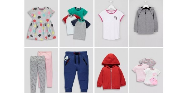 3 For 2 Mix & Match On Kids Clothing @ Matalan