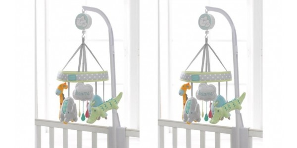 Recall: Babies R Us Jungle Friends Cot Mobile
