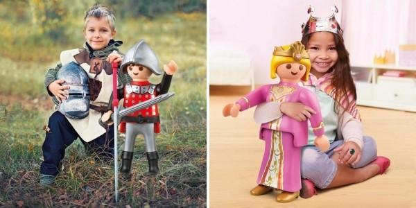 Half Price Playmobil XXL Knight & Princess @ Playmobil