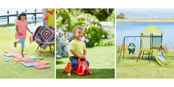 Up To 50% Off Outdoor Toys @ ELC