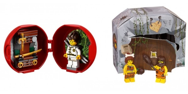 Offer Stack: Get 2 Free Gifts When You Spend £25 On Lego Ninjago @ The Lego Shop