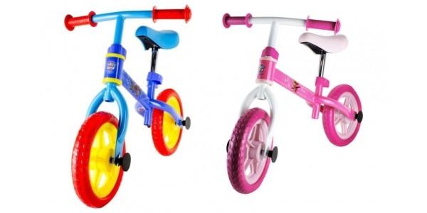 """Paw Patrol 10"""" Balance Bike £25 @ Tesco eBay Outlet"""