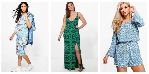 50% Or More Off 1000's Of Styles @ Boohoo