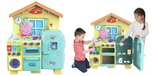 Peppa Pig Play Kitchen £31.99 @ Very (Expired)