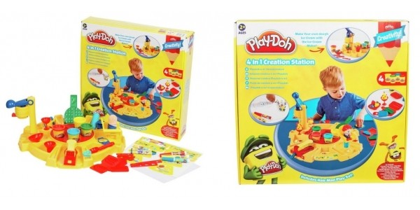 Play-Doh 4 in 1 Creation Station £9.99 (was £19.99) @ Argos