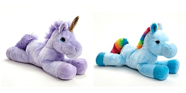 Snuggle Buddies Super Cuddly Unicorn or Pony £5 (was £10) @ The Entertainer