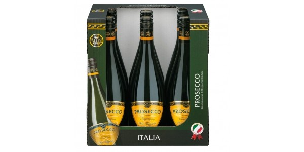 Heads Up: Get 6 Bottles Of Allini Prosecco For Just £20 @ Lidl