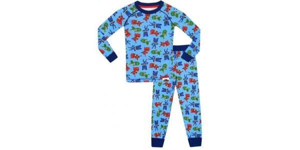 New PJ Masks Pyjamas Just £10.40 (Using Code) @ Character.com