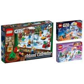 Where To Buy 2017 LEGO Advent Calendars