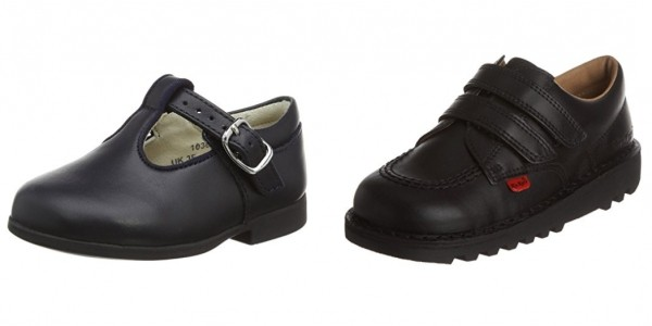Back To School: 20% Off Selected School Shoes @ Amazon