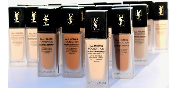 FREE YSL All Hours Foundation Sample @ Feel Unique (Expired)