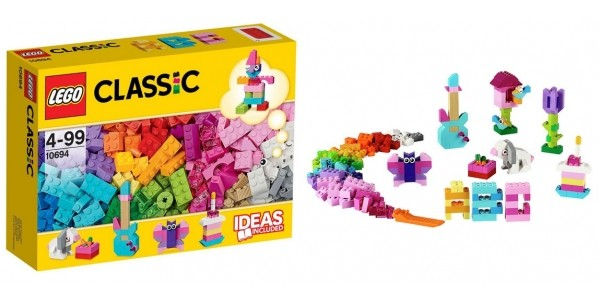LEGO Classic Creative Supplement Kit £11.99 @ Argos (Expired)