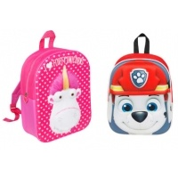 2 For £15 Character Backpacks @ IWOOT