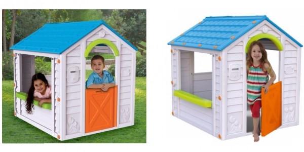 Keter Holiday Plastic Playhouse £30 @ B&Q