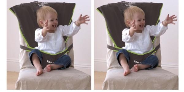 Koo-di Pack-it Seat Harness £7.33 @ Amazon/Boots