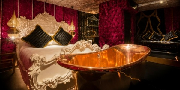 Crazy Bear Break For Two With Champagne, Dinner & Breakfast from £275 @ Groupon