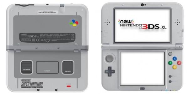 Pre-order: Nintendo 3DS XL - SNES Edition £179.99 Delivered @ GAME/Smyths