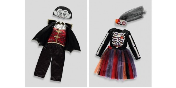 Kids Halloween Fancy Dress Costumes Now Available @ Matalan