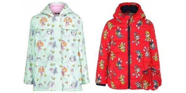 Paw Patrol Coats From £12 @ Asda George