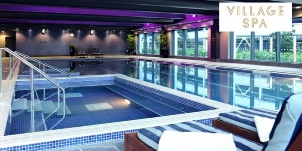 Village Spa Day With 2 Treatments For 1 Or 2 From £35 @ Wowcher
